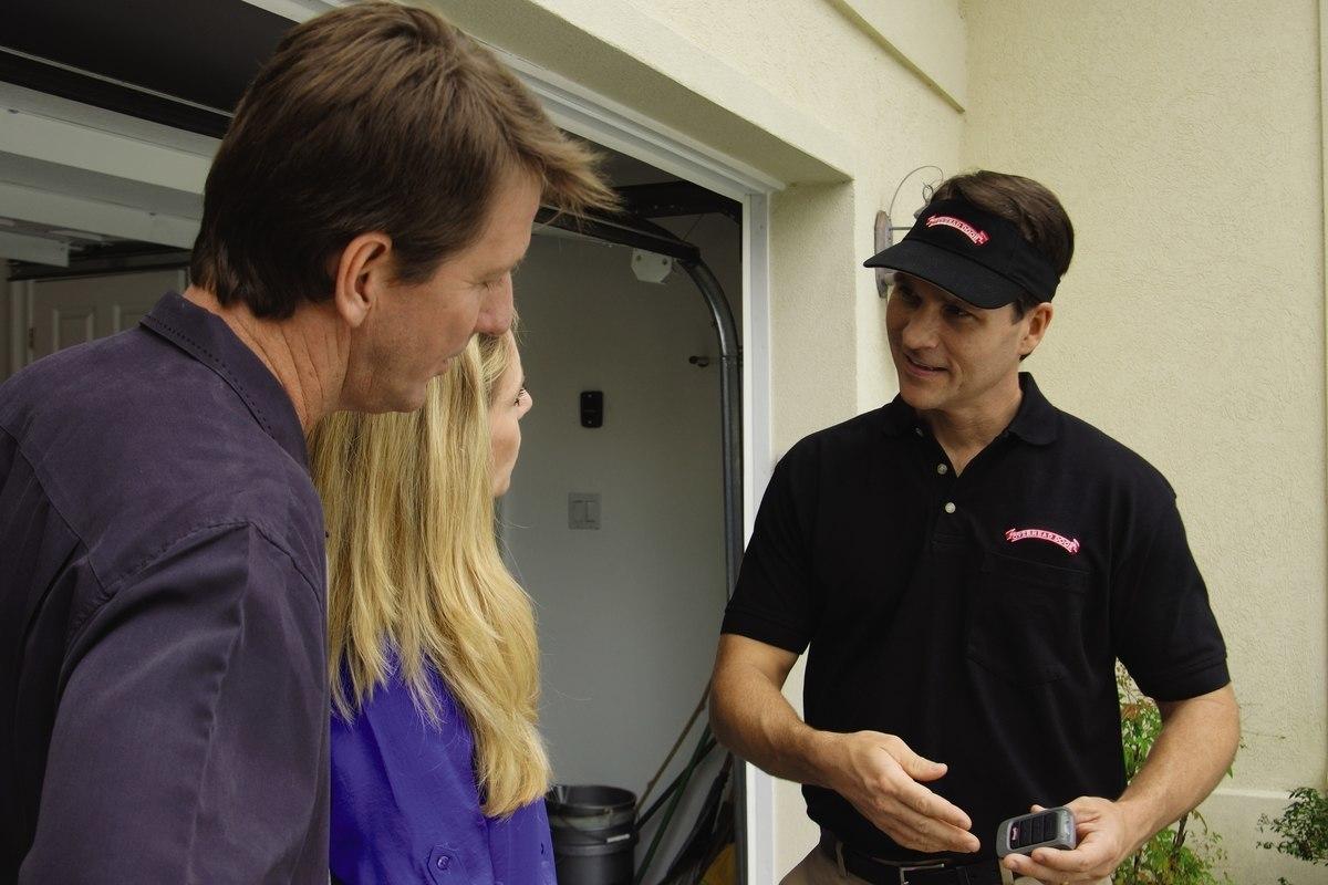 Garage Door Company Services