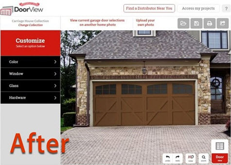 door designer after image