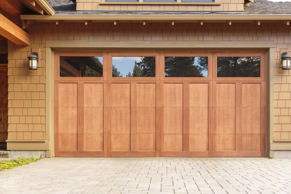 Regular Maintenance on Garage Doors