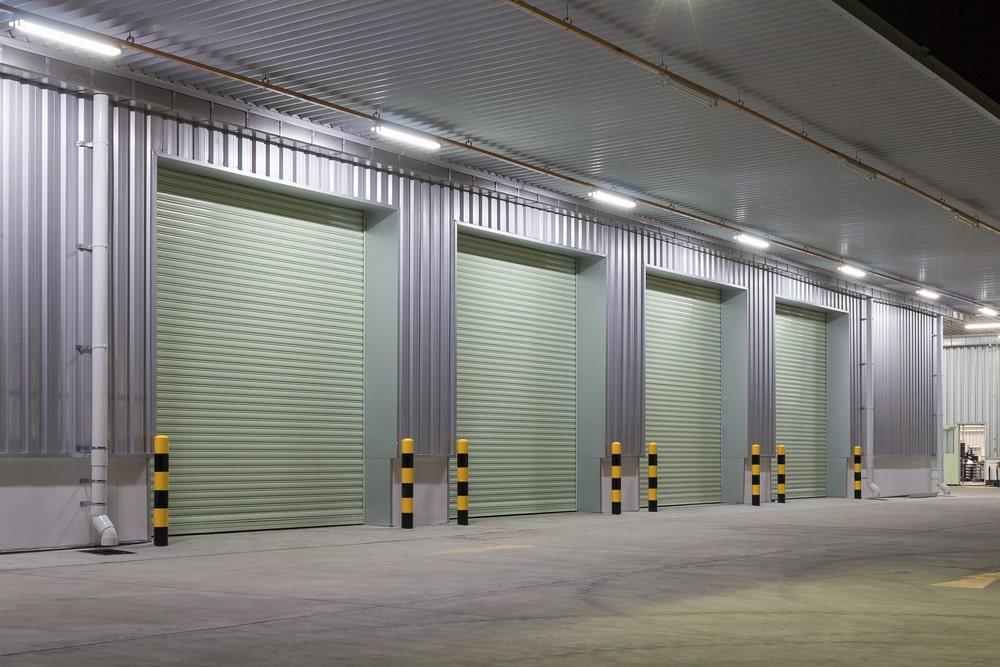 Commercial garage doors Calgary