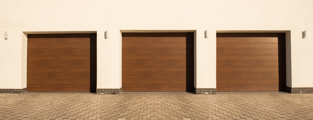 Commercial garage doors safety