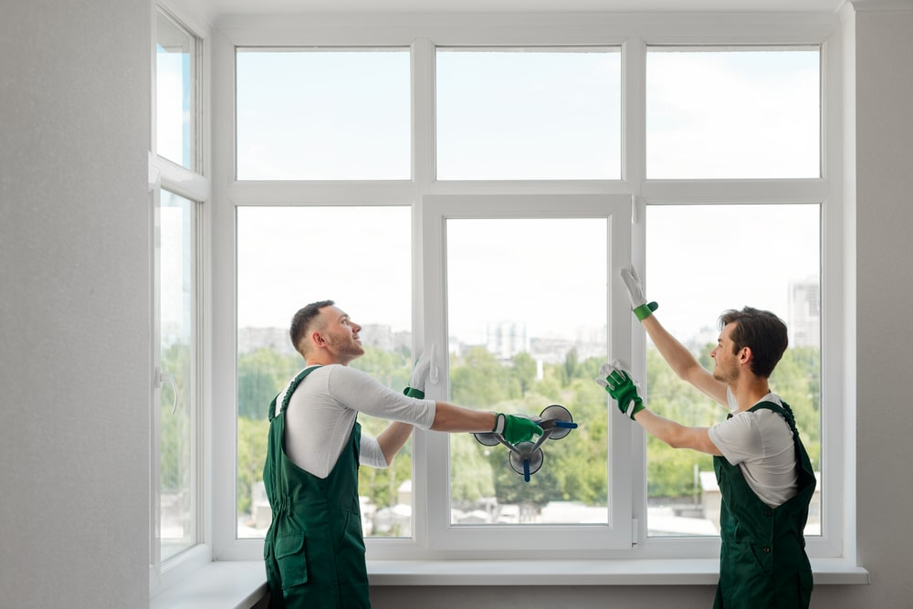 Professional window replacement