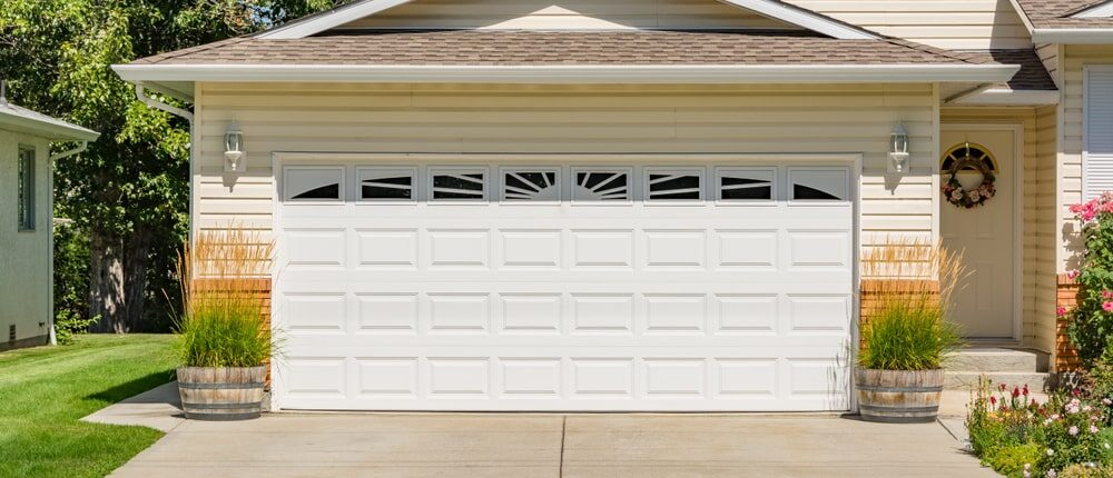 Residential garage opener